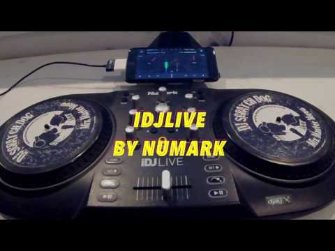 Scratch on the cheapest  DJ controller