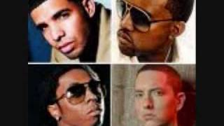 download lagu Drake Ft. Kanye West, Lil Wayne & Eminem - gratis