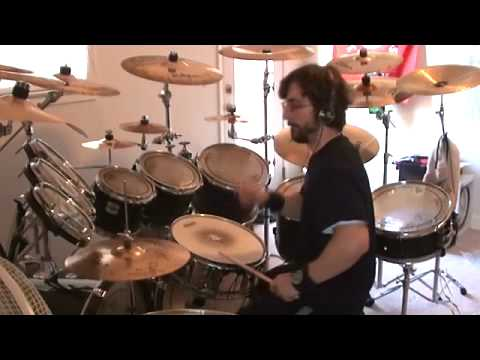 Kamelot - Up Through the Ashes (Drum Cover)