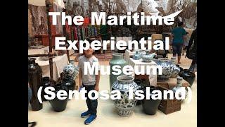 Maritime Museum, Sentosa, Singapore