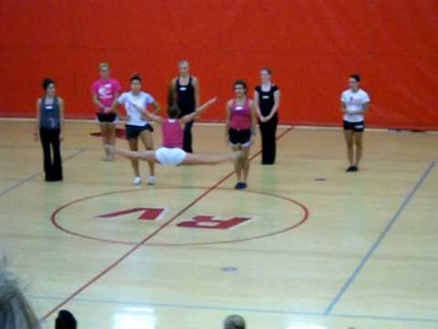 Toe Touch contest