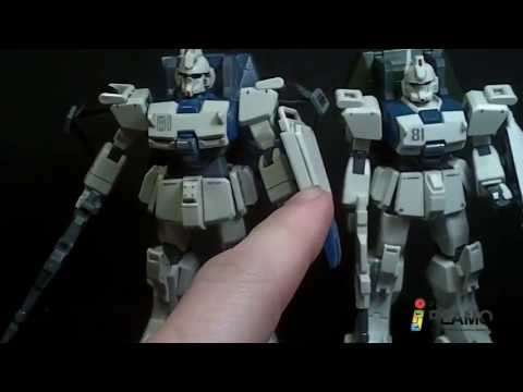 1/144 HGUC Gundam Ez8 Review