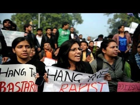 Indian Pm Calls For Calm Amidst Anti-rape Protests video