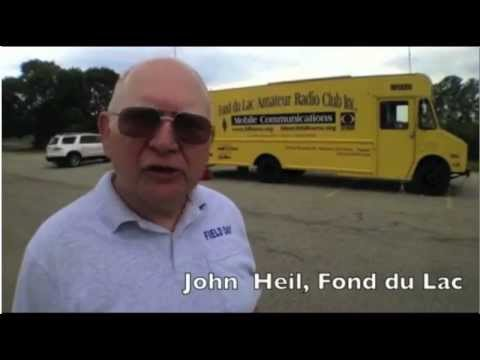 FDL Amateur Radio Club 2012 Field Day Video
