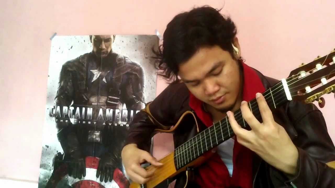 The avengers movie theme classical fingerstyle guitar youtube
