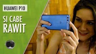 Huawei P10 Review Indonesia: Bokeh Depan Belakang