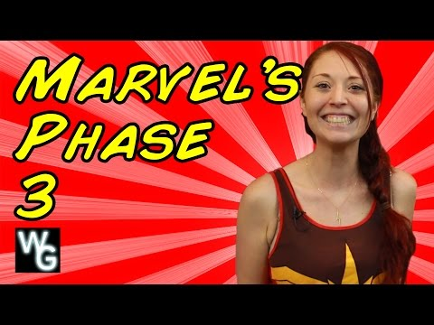 The Marvel Cinematic Phase 3