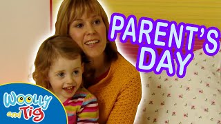 Woolly and Tig - Parent's Day | TV Show for Kids | Toy Spider