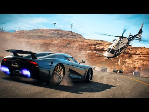ПЕРВЫЙ ВЗГЛЯД на НОВУЮ NFS!! (Need For Speed: Payback Прохождение #1)