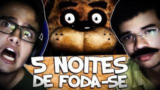 5 NOITES DE FODA-SE - Jogando com Damiani feat. Castiga