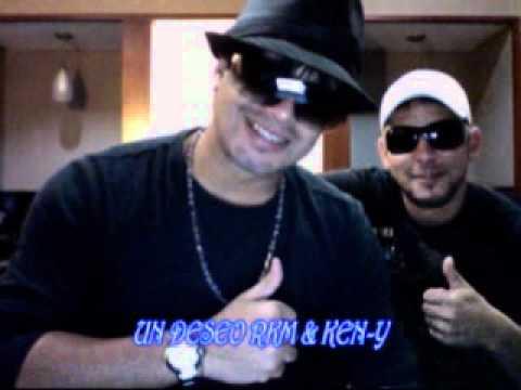 Rakim & Ken-y Quedate Junto A Mi (acustico) video