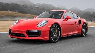 2017 Porsche 911 Turbo S Hot Lap! - 2017 Best Driver's Car Contender