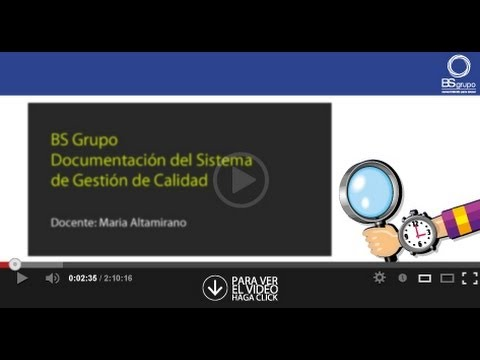 DOCUMENTACION DEL SISTEMA DE GESTION DE CALIDAD