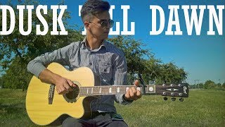 Dusk Till Dawn - ZAYN ft. Sia (Fingerstyle Guitar Cover by Vali Revai) [FREE TABS]