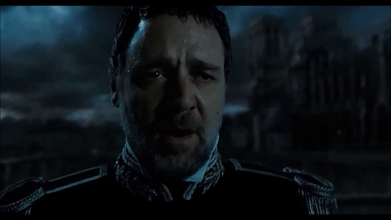 Les Misérables - Javert's Suicide - YouTube
