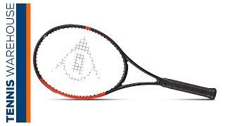 Dunlop Srixon CX 200 Tour 16x19 Tennis Racquet Review