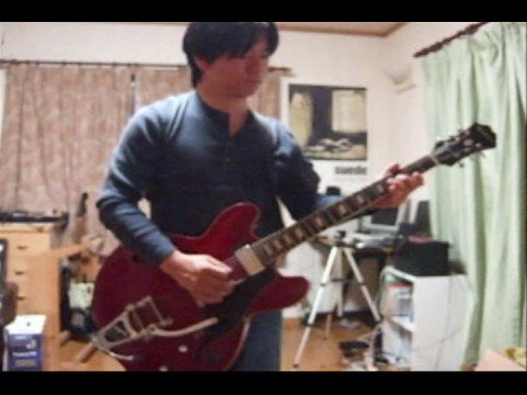 me playing bernard butler #02 you must go on guitar full ver.