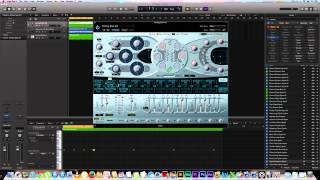 Sound Design Kick Drum in Logic Pro X