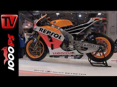 Honda Speed Weekends 2015 - Honda RC213V | Bike Austria Tulln 2015