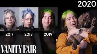 Download lagu Billie Eilish: Same Interview, The Fourth Year | Vanity Fair