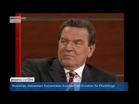 Elefantenrunde: 10 Jahre legendärer Schröder-Auftritt