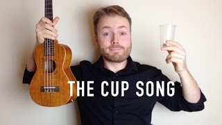 Download Lagu How to PLAY the Cup Song from Pitch Perfect! (Anna Kendrick Ukulele Tutorial) Gratis STAFABAND