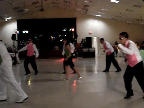 Perla's baile sorpresa