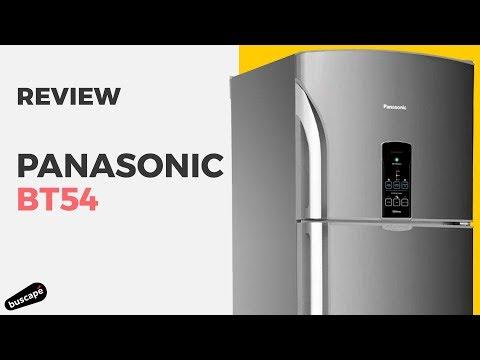 Refrigerador Panasonic BT54 é bonito e funcional [REVIEW]