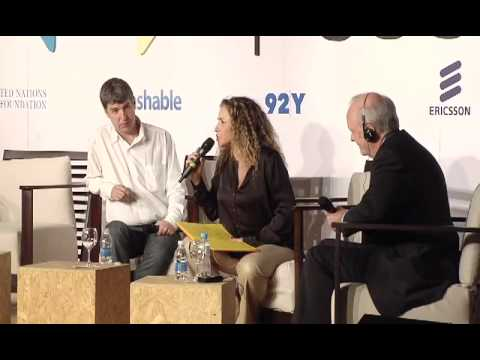Anthony Lake and Daniela Mercury of UNICEF speak at Rio + Social (Part 3)
