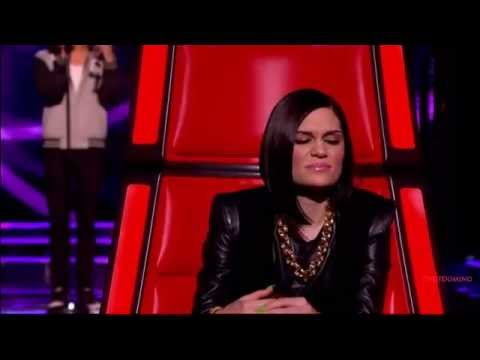 Jessie J The Voice UK Best Moments Blind Audition Season 2 Episode 6