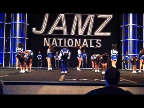 Jamz Nationals Cheer Competition 2014