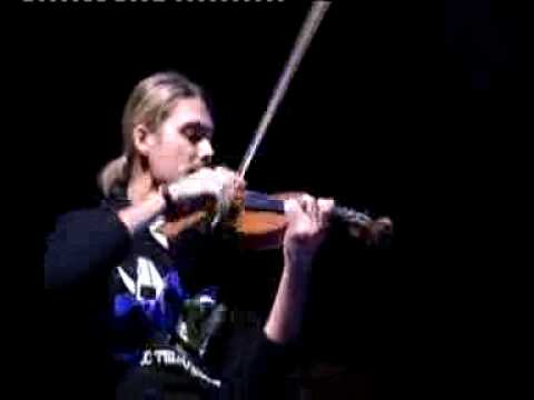 DAVID GARRETT live - Somewhere (West Side Story)