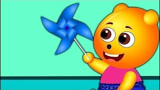 Gummy Bear Adventures | Baby  finds  Paper Toy | Children's Cartoons & Nursery Rhymes for Kids