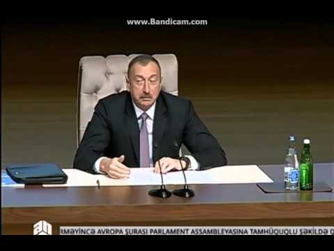 İlham Eliyev qərar verdi - Bütün Mebelllər Azərbaycan istehsali olmalidi !