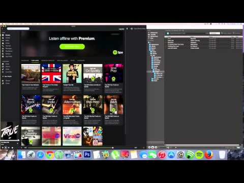 How to Download Music Free 2015 From Spotify to iTunes