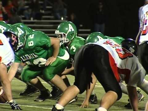 Alleman High School - Pioneer Football 2008
