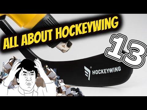 HockeyWing Обзор И Нанесение
