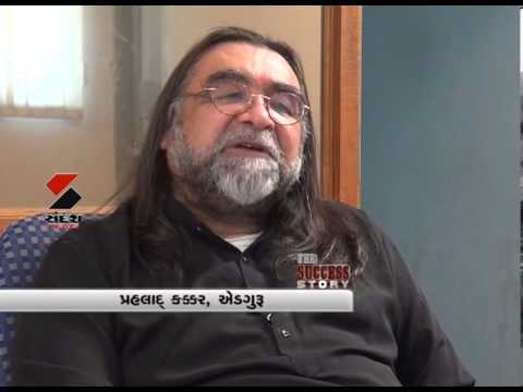 Sandesh News- The Success Story with Mr. Prahlad Kakkar, The Ad Guru