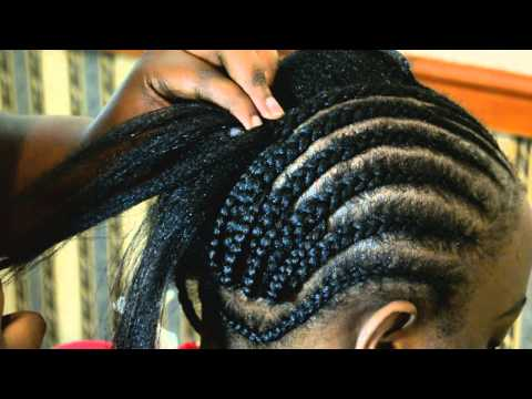 Crochet Braids Patterns : Detailed Braid Pattern for Crochet Braids (New 2015) *