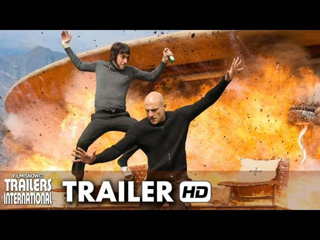 Irmão de Espião Trailer legendado (2016) - Sacha Baron Cohen [HD]