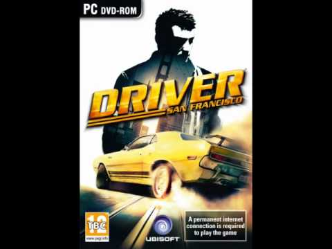 Driver San Francisco Soundtrack - Hound Dog Taylor - Sitting At Home Alone