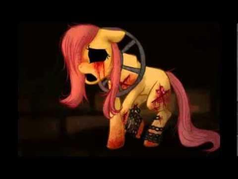 creepypasta my little pony theory redo youtube