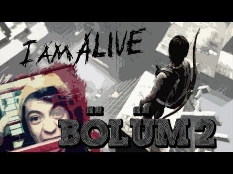 Ege ile Hayatta Kalabilecek miyiz? I Am Alive - B�l�m 2 - TEYZE B� SUS [T�rk�e]