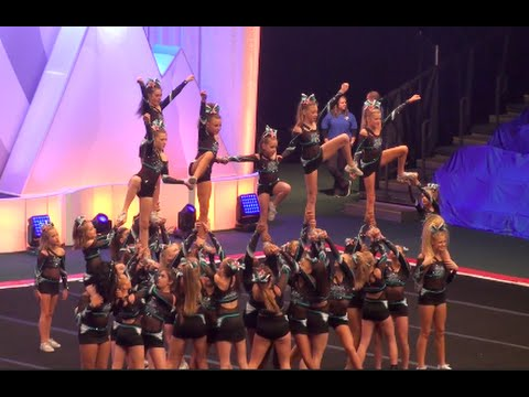 Cheer Extreme Lady Lilies Summit 2016 Large Jr Restricted 5