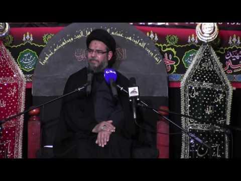 Majlis 10 | Ayatullah Sayed Aqeel Algharavi | Muharram 1438/2016