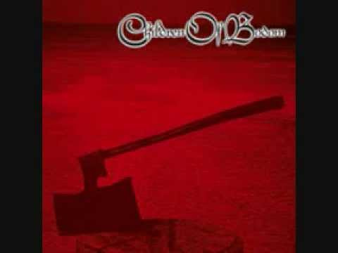 Children Of Bodom - Iron Steel Metal