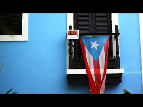 Puerto Rico defaults on its debt