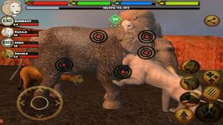 The Lions Part 2, Ultimate Lion Simulator, By Gluten Free games