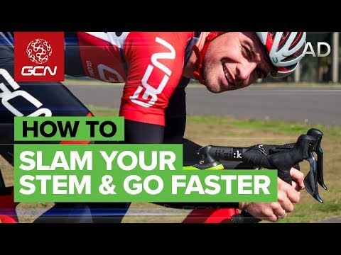 How To Slam Your Road Bike Stem To Cycle Faster