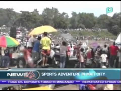 [It's more fun in the Philippines] - Sports adventure in Mati city